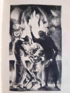 Der Sandmann - Book Illustrated by Magnus Zeller - 1921