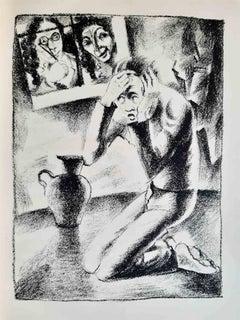 Ekstatische Geschichten - Book Illustrated by Magnus Zeller - 1923