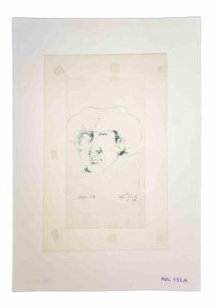 Matador - Original Drawings by Leo Guida - 1964