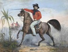 Garibaldi - Original Drawing - Mid-19th Century