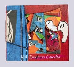 Book Sculpture for Children - Rare Book by Tommaso Cascella - 1980