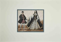 1860s Drawings and Watercolor Paintings
