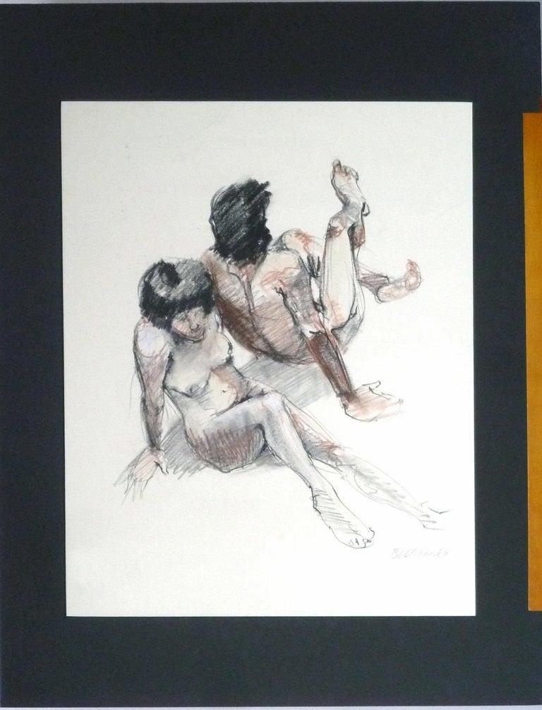 Gina Bellando Nude - Sit In