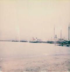 Journey's End, Contemporary, 21st Century, Polaroid, Landscape Photography