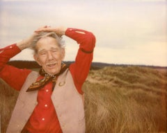 Cyril - Contemporary, Polaroid, Photograph, Figurative, Portrait
