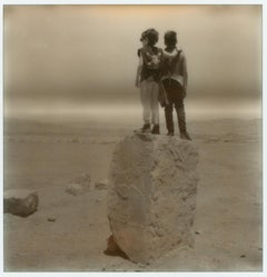 It's only You and Me now (2) -  21st Century, Contemporary, Polaroid, Boyhood