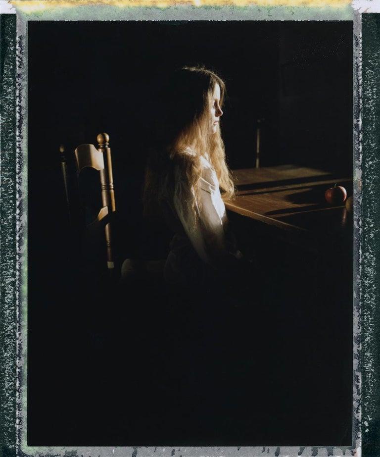 Cristina Fontsare Color Photograph - Little Hours - Contemporary, Polaroid, Photograph, Figurative, 21st Century