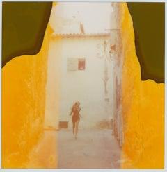 Run - Contemporary, Polaroid, 21 Century, Expired, Photography, Color