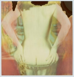 Low Gain - Contemporary, Polaroid, Nude
