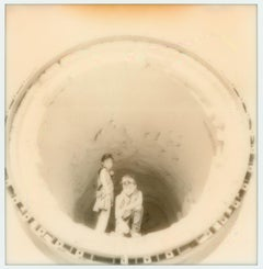 Up and Away - 21st Century, Contemporary, Polaroid, Boyhood