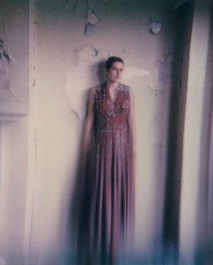 Forgotten House - Contemporary, Woman, Polaroid, Interior