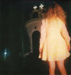 10 to Midnight - Contemporary, Polaroid, Photograph, Figurative, Portrait