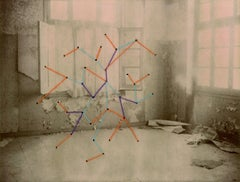 Traces - Contemporary, Conceptual, Polaroid, 21st Century, Color, Interior