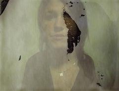 Teresa - Contemporary, Conceptual, Polaroid, 21st Century, Color, Portrait