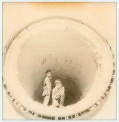 Up and Away - 21st Century, Contemporary, Polaroid, Boyhood
