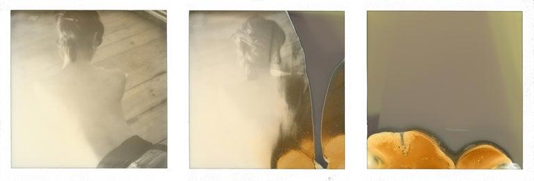 Urizen Freaza Color Photograph - Disappear - Contemporary, Conceptual, Polaroid, 21st Century, Portrait, Color