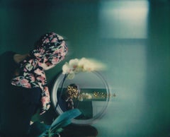 Untitled, from the Dwell series - Self-Portrait, Contemporary, Polaroid, 21st