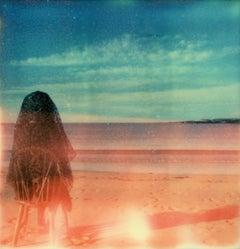 The Green Ray - Contemporary, Polaroid, Photograph, Figurative, Portrait