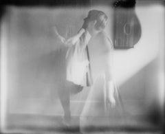 Reawakening - Contemporary, Figurative, Woman, Polaroid, 21st Century, Portrait