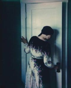 Untitled  (Dwell Series) - Contemporary, Woman, Polaroid, Interior, 21st Century