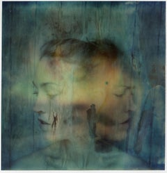 Dimensions in our Head - Mounted, Contemporary, Polaroid, Color, Conceptual