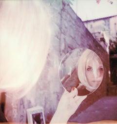 Reflections of Love - Contemporary, Polaroid, Photograph, Figurative, Portrait