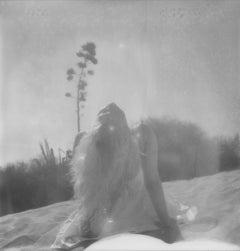 Mirage - Contemporary, Polaroid, Photograph, Figurative, Portrait