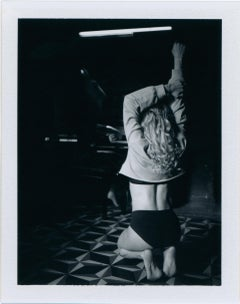 Dance me to the End of Love Series - Contemporary, Polaroid, 21 Century, Nude