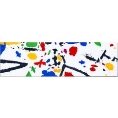 Twelve Feet Long Painting by Gerald Campbell