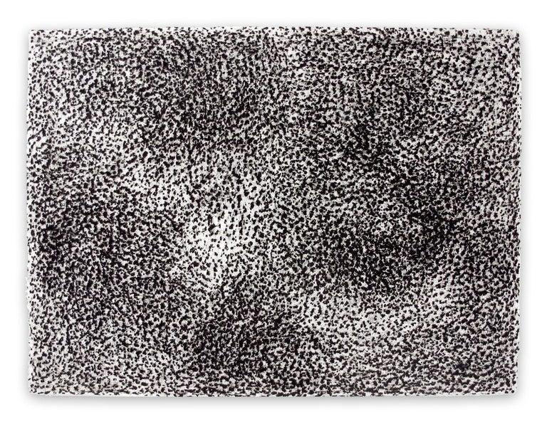 Gudrun Mertes-Frady Abstract Drawing - Internal Spin