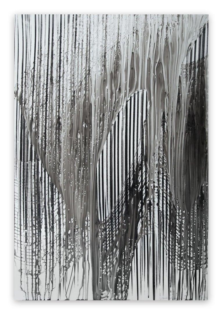 Jaanika Peerna Abstract Drawing - Big Melt #10