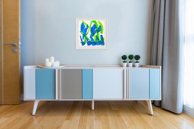 Dolphin Dance 24 - Art by Ellen Priest