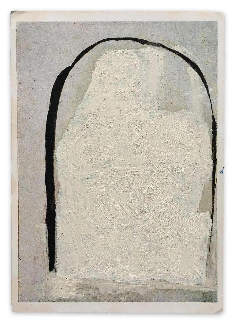 Fieroza Doorsen  Abstract Painting - Untitled 2009