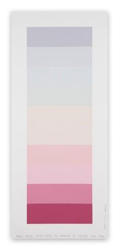 Emotional Color Chart 136