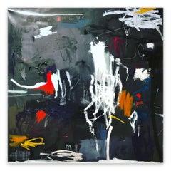 MyanMyanMyan (Abstract painting)