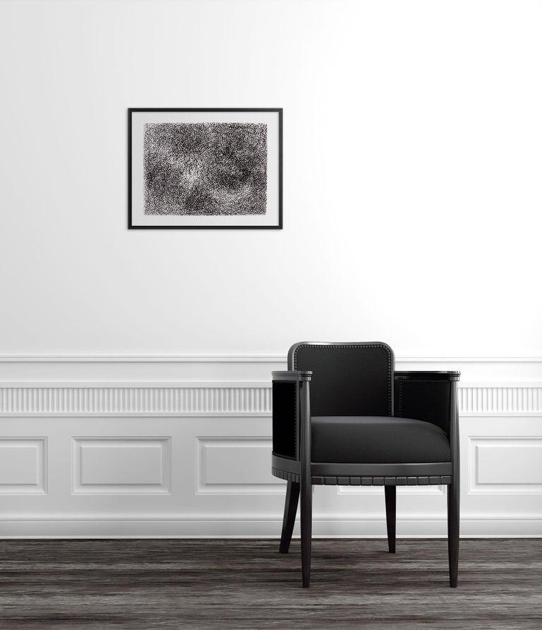 Internal Spin - Art by Gudrun Mertes-Frady