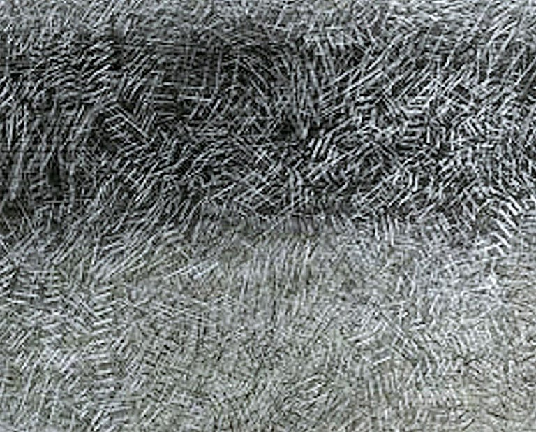 Visible/Invisible - Abstract Art by Gudrun Mertes-Frady