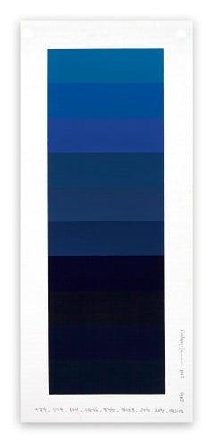 Emotional color chart 098