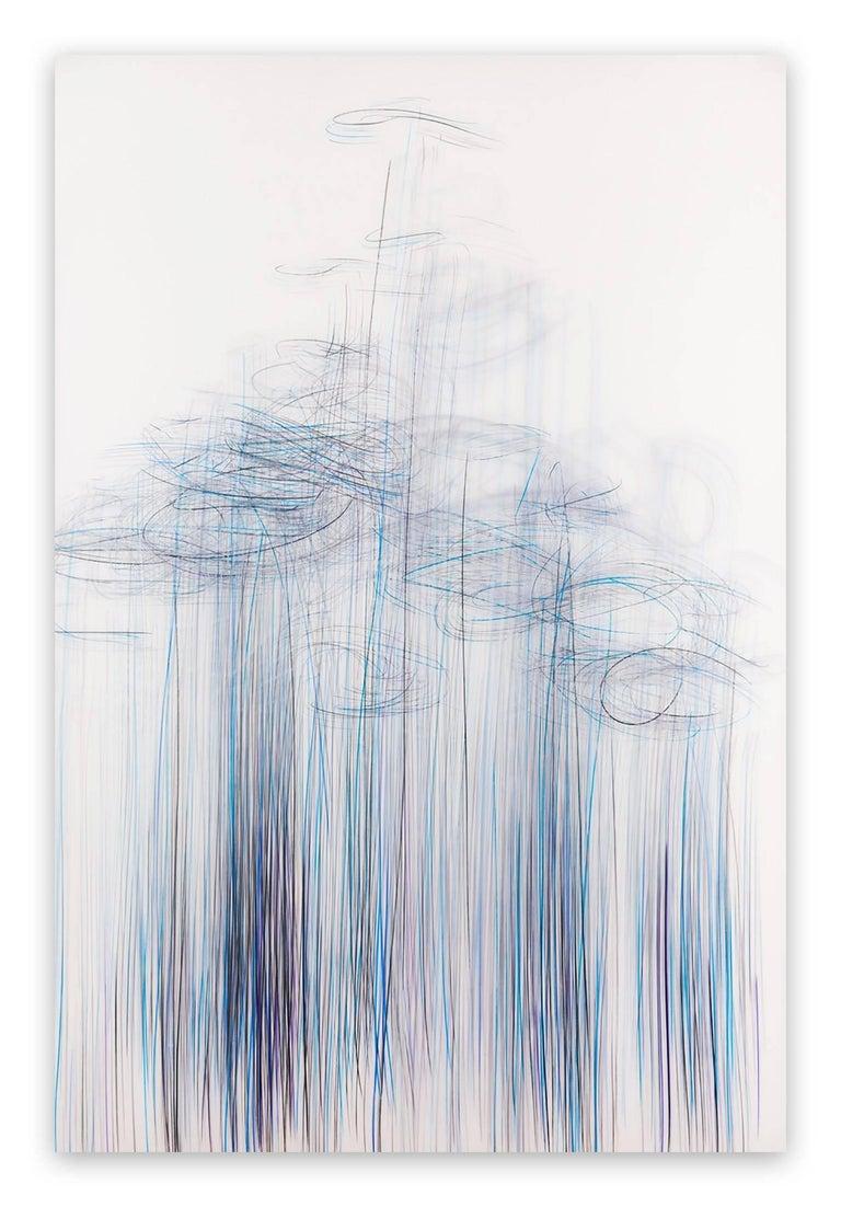 Jaanika Peerna Abstract Drawing - Thaw 3