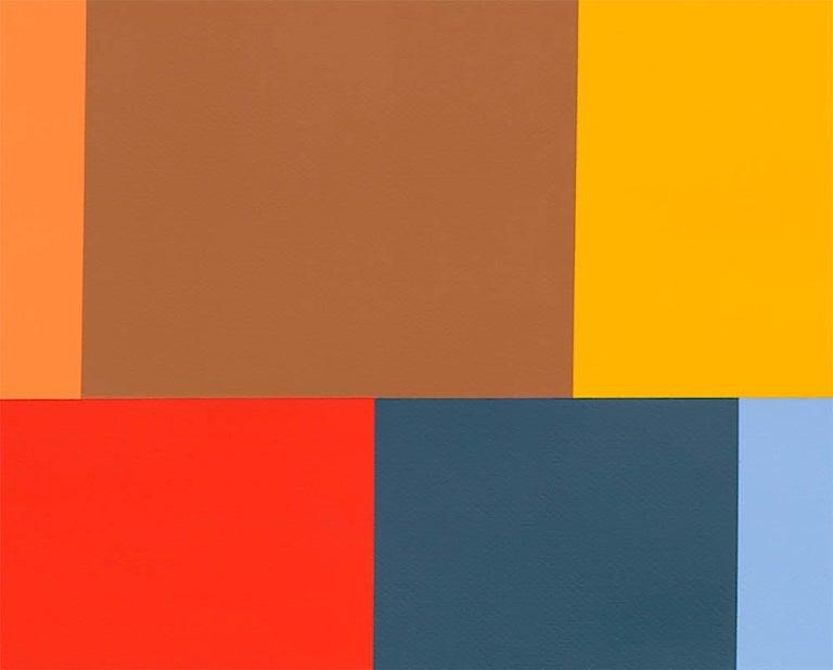 Test Pattern 9 (Cimmaron) - Abstract Art by Tom McGlynn