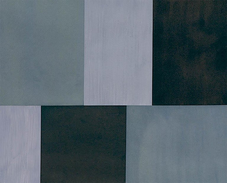 Test Pattern 12 (Grey study) - Abstract Art by Tom McGlynn