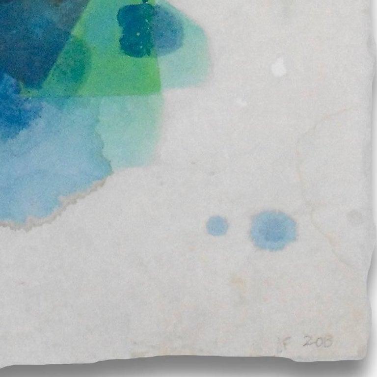 Blur - Minimalist Art by Jean Feinberg