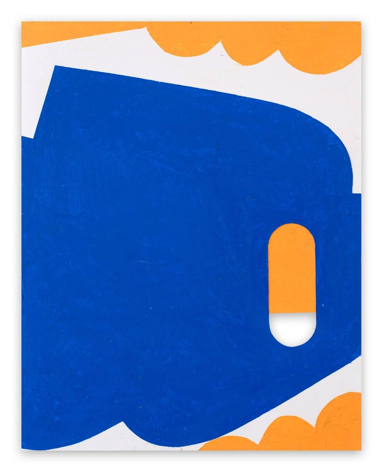 Tilman Abstract Painting - Untitled (101.13)