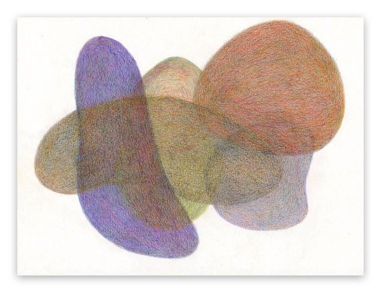 Gary Paller Abstract Drawing - CP 09 2015