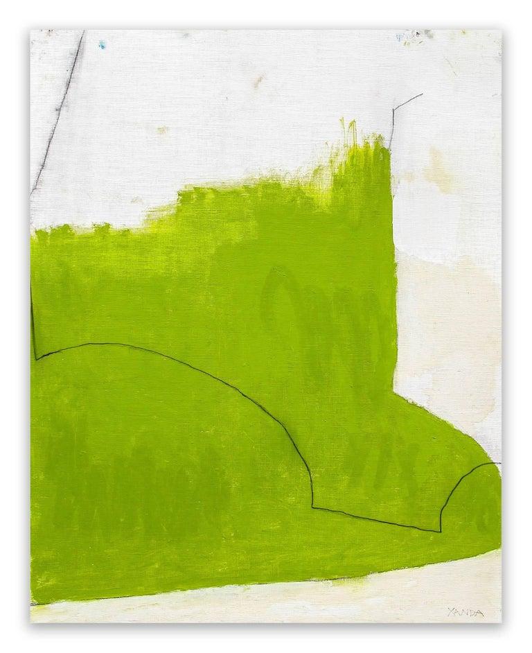 Xanda McCagg Abstract Drawing - Adjacent 2