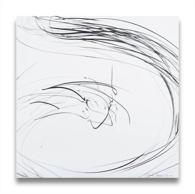 Jaanika Peerna Abstract Drawing - Small maelstrom (Ref 855)