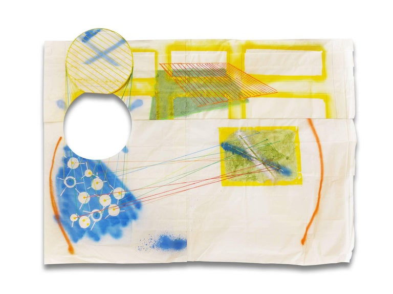 Peter Soriano Abstract Drawing - Colby 10