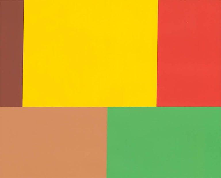 Test Pattern 10 (Venice) - Abstract Art by Tom McGlynn