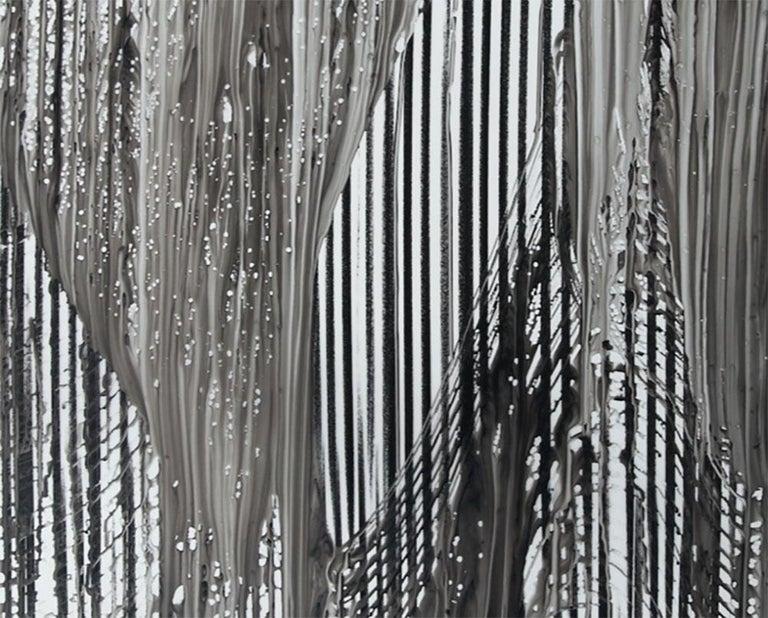 Big Melt #10 - Abstract Art by Jaanika Peerna