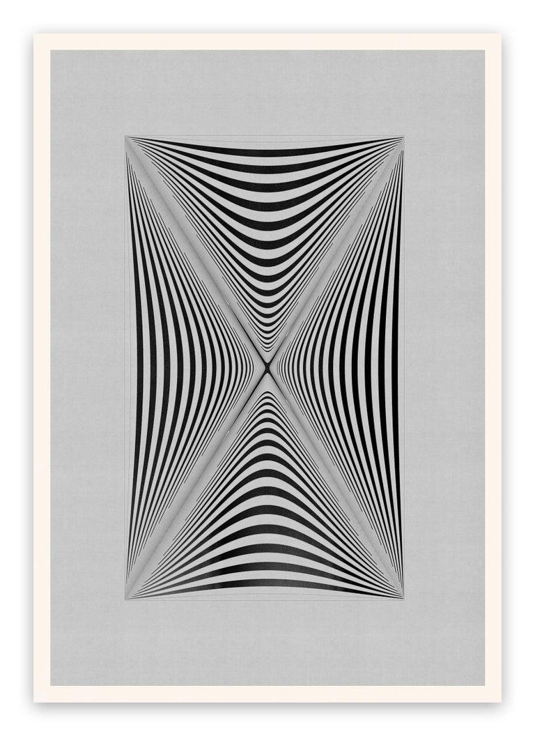 Jesús Perea Abstract Print - M338